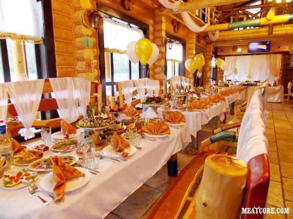 Выбираем ресторан на свадьбу