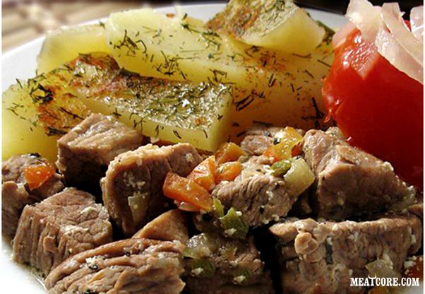 Бросато - тушеная говядина по-тоскански