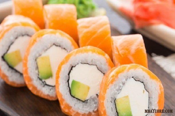 Хочешь суши? Узнай какие бывают!