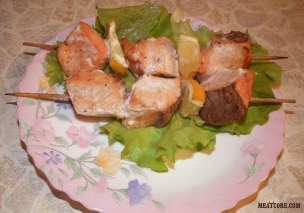 шашлык рецепт приготовления дома