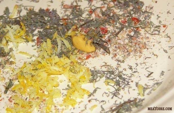 рецепт скумбрии в фольге с фото пошагово