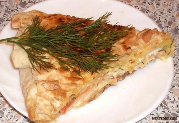 Рецепт приготовлен манной каши