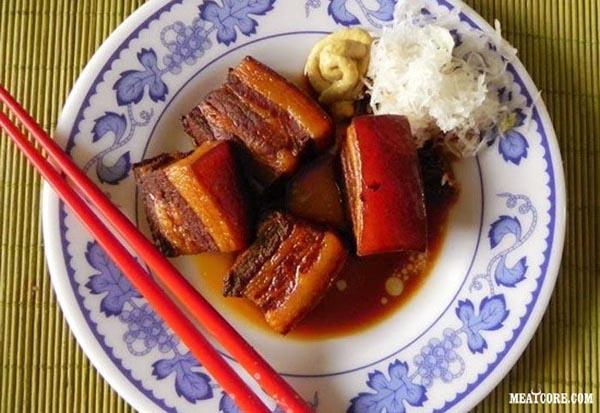 рецепт приготовления свинины с горчицей