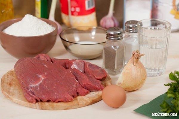 Мука как сделать мясо