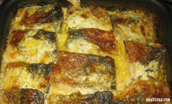 как вкусно приготовить скумбрию в духовке рецепты