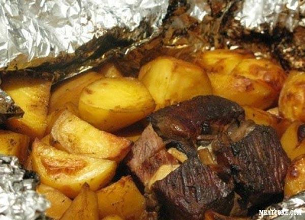 рецепт приготовления говядины куском в духовке