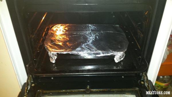 мясо говядины в фольге в духовке рецепт с фото