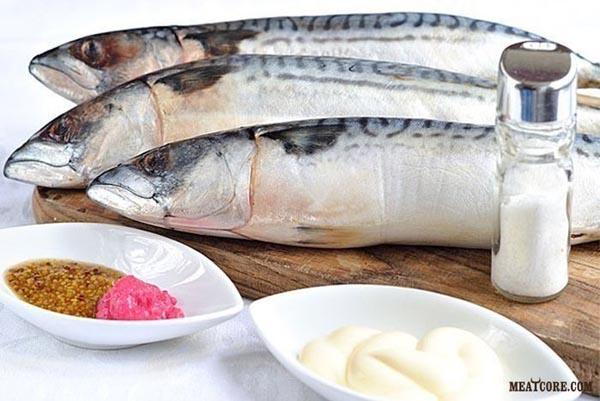 рецепт сколько запекать рыбу в фольге в духовке