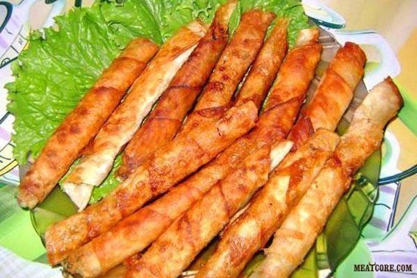 рецепты из армянского лаваша с фото