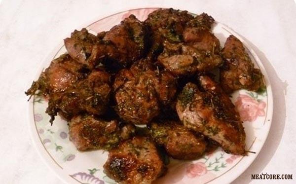 свинина по-грузински