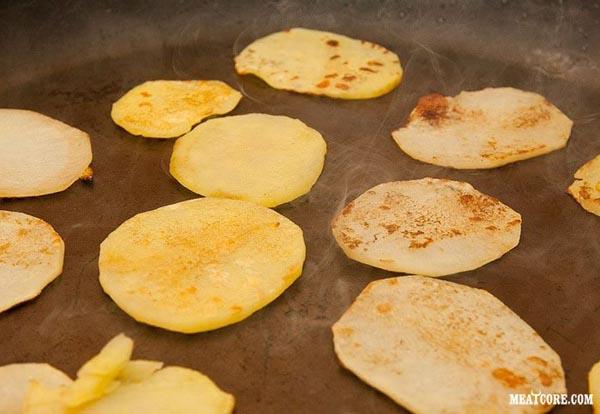 Сколько жарить филе трески на сковороде в муке