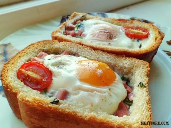 Смачні сніданки рецепти з фото