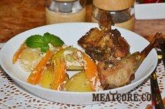 Вкусный рецепт приготовления кроличьего мяса