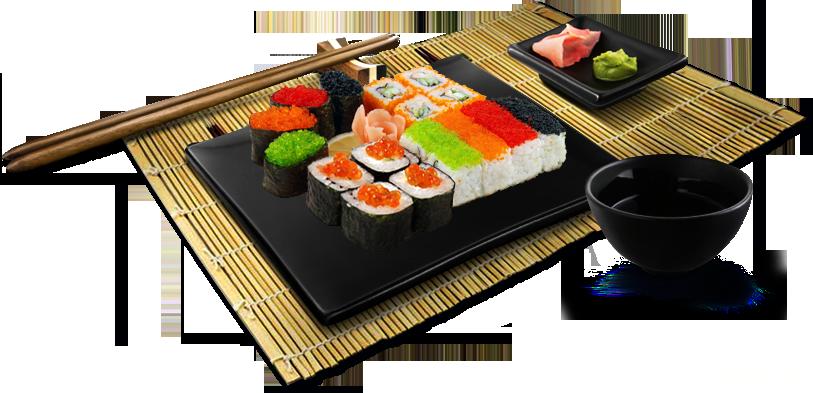 Суши и роллы: советы по сервировке