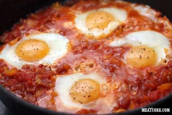 Готовим вкусные блюда из яиц